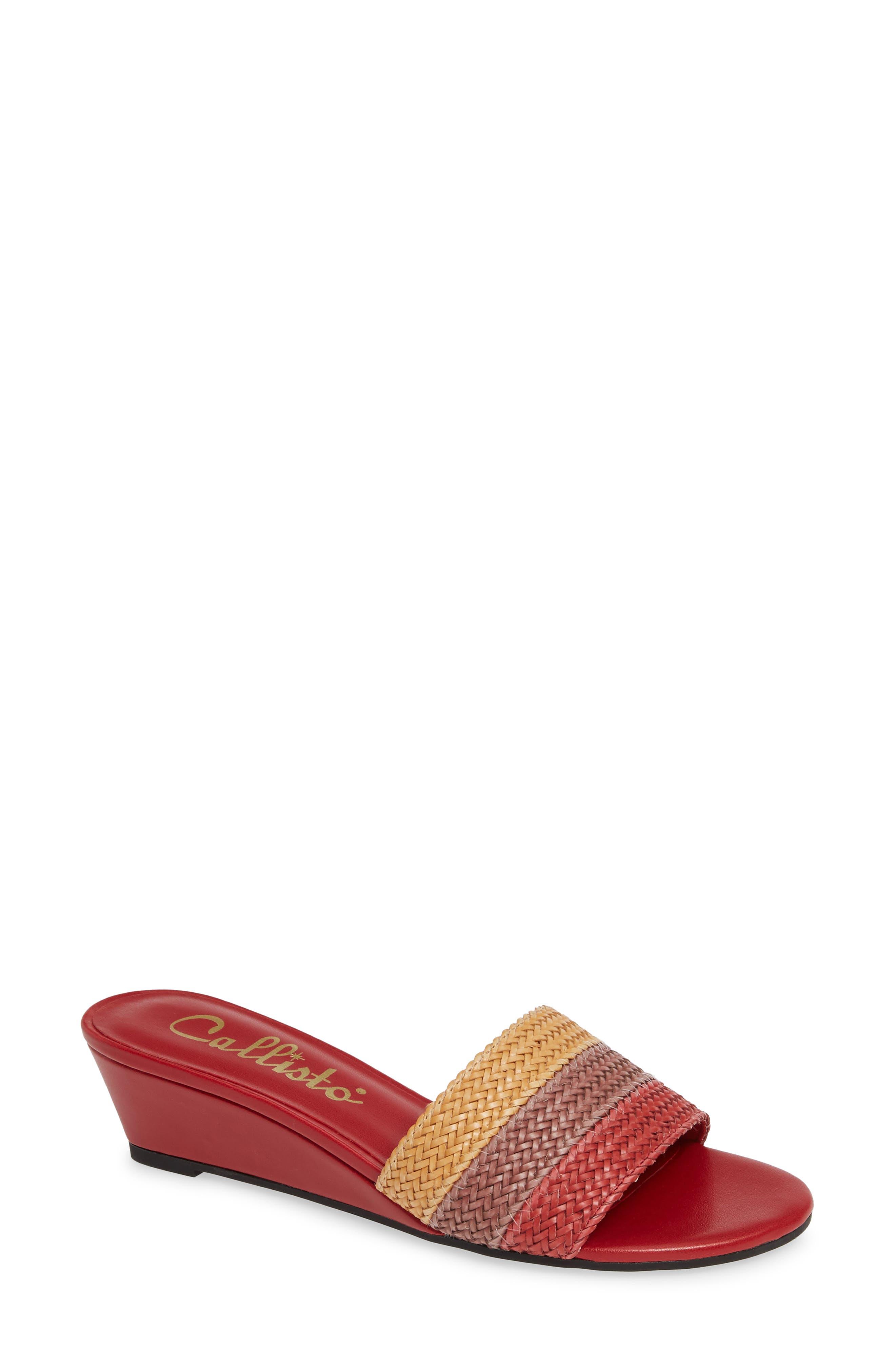 01fc16434fd Women s Callisto Wedge Sandals