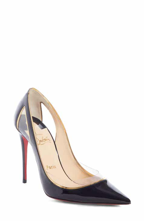 Christian Louboutin Cosmo Window Pump (Women) 25722e56f