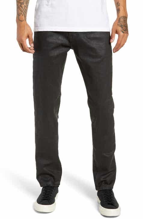 Men s Black Wash Jeans   Nordstrom 80c42ee4ebd