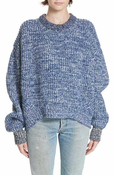 c996e1657457c7  Daughter Mavie Chunky Wool   Cashmere Sweater