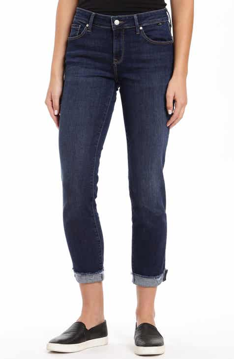 Hudson Jeans Jessi Relaxed Crop Boyfriend Jeans (Modify) by HUDSON
