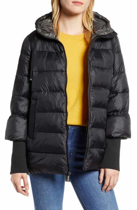 13e90cca82 Halogen® Hooded Puffer Jacket
