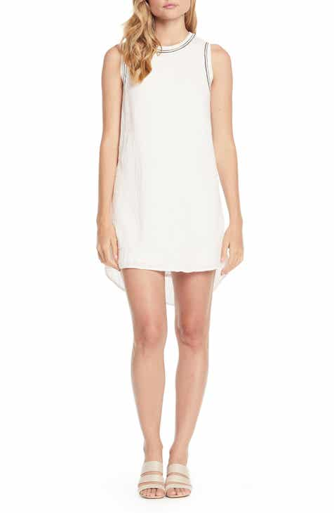 50557076e3c8 Michael Stars Double Gauze Tank Dress