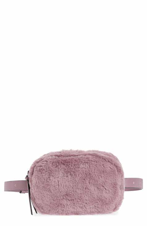 Faux Fur Belt Bags   Fanny Packs  b3b23c2a524b0