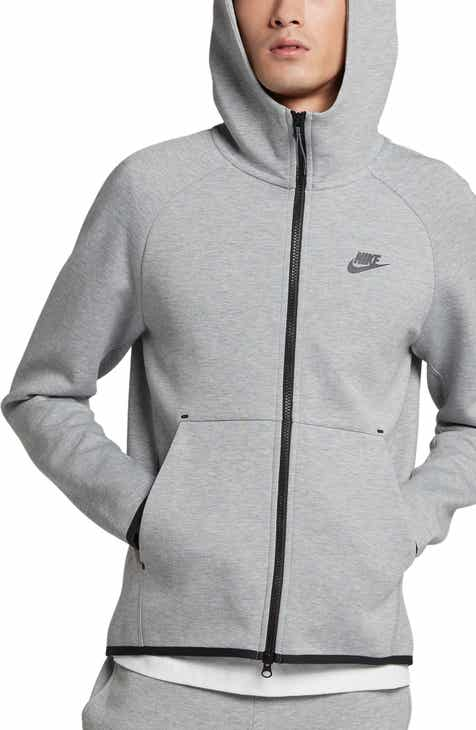 3064b3141dbc Men s Grey Fleece Sweatshirts   Hoodies