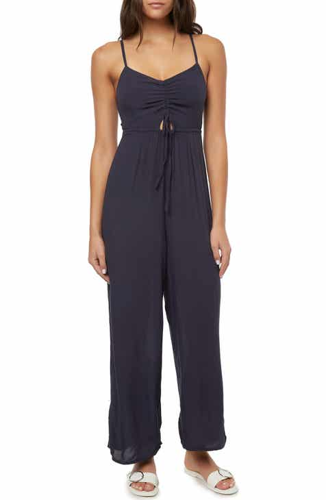 eb1097ce84 O Neill Anabella Ruched Jumpsuit