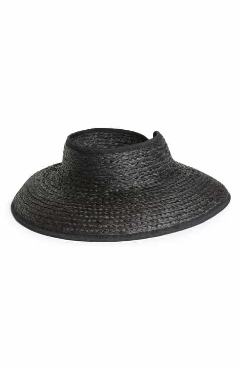 San Diego Hat Packable Woven Visor 027955c5aee9