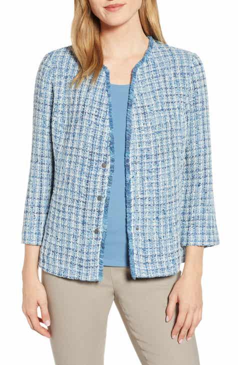 a0108e9723e7c4 Women s Tweed Coats   Jackets