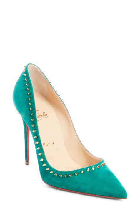 a703f770d794 Christian Louboutin Anjalina Pointy Toe Pump (Women)