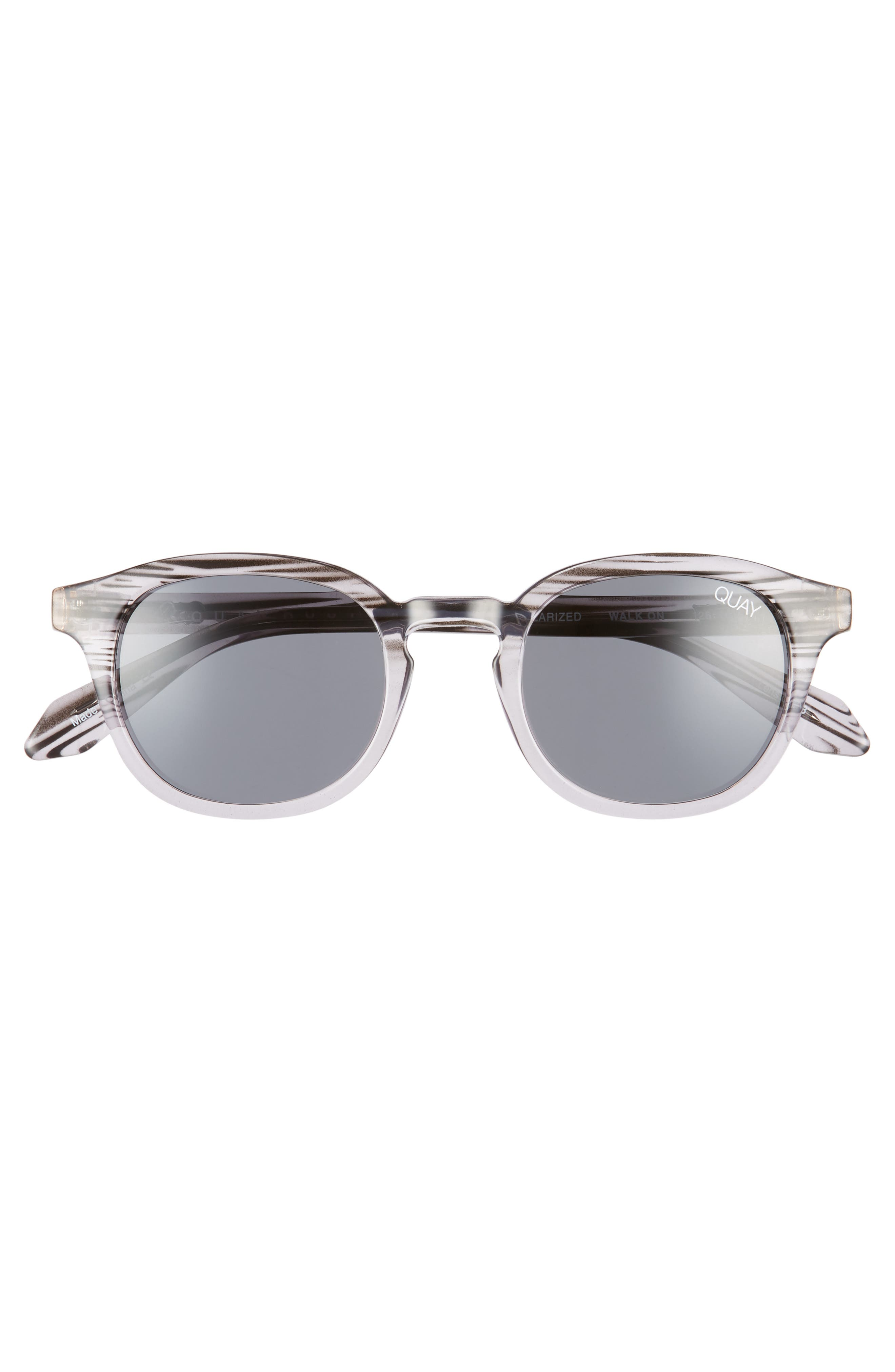 add66ae6c34 Quay X Desi High Key Mini Aviator Sunglasses In Black Fade in Black for Men  - Lyst