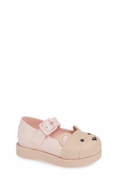 ce44bb8ddd4 Mini Melissa Maggie Bear Platform Mary Jane (Walker   Toddler)