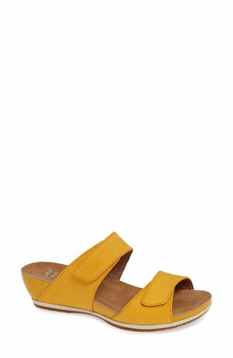 dd9b4e9d94ad Dansko Vienna Slide Sandal (Women)
