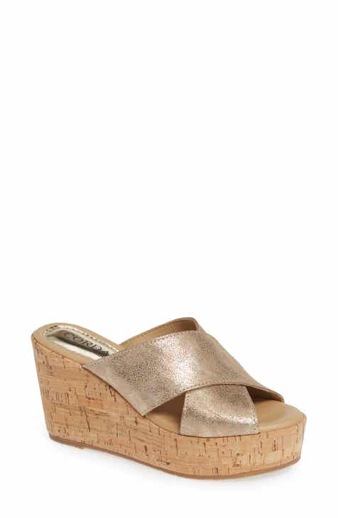 c324bfe7d14 Cordani Jan Platform Wedge Slide Sandal (Women)