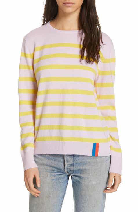 1c425909a63 Kule The Skate Stripe Cashmere Sweater