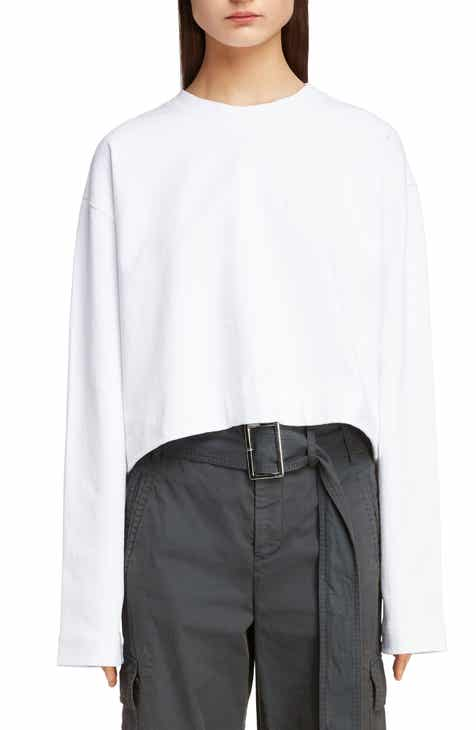 Acne Studios Odice Crop Sweater by ACNE