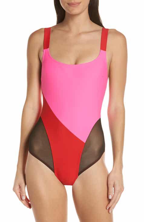 9b2dcd08407 Chromat Delta x Duotone One-Piece Swimsuit