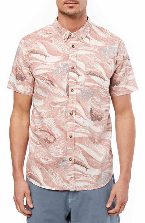 1e1c7c2cb32 Jack O Neill Seascape Print Sport Shirt