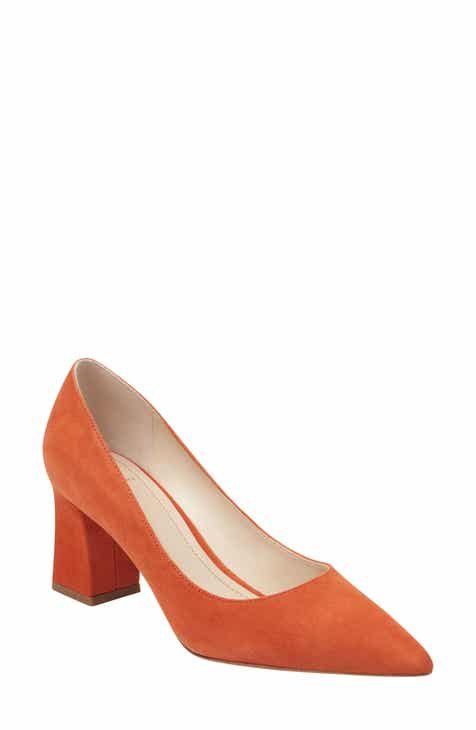 2123dd82b254 Women s Orange Pumps
