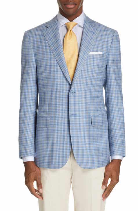 0054e63f7f7 Canali Men s Blazers   Sport Coats Clothing   Suits