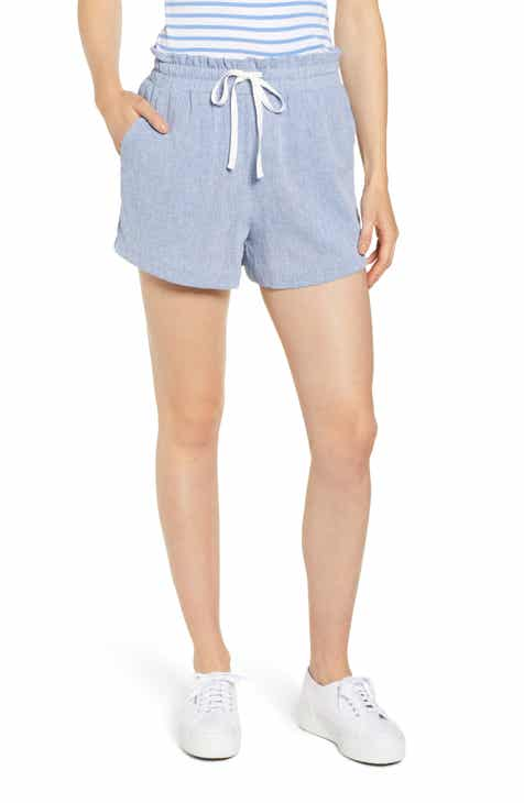 Gibson x Hi Sugarplum! Cabo Drawstring Shorts (Regular & Petite) (Nordstrom Exclusive) by GIBSON