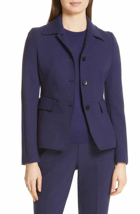BOSS Jarera Ponte Suit Jacket (Regular & Petite) by BOSS HUGO BOSS