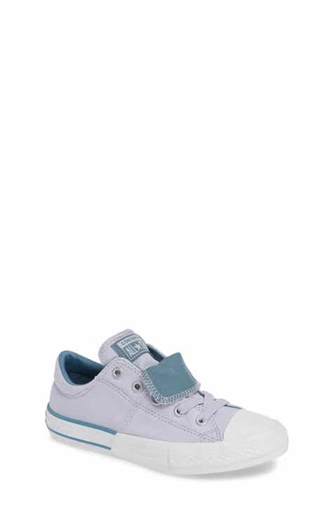 Converse Chuck Taylor® All Star® Maddie Double Tongue Sneaker (Toddler 54e851dcd