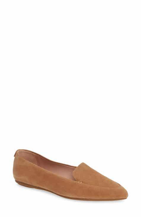 b97cc5aa2be Taryn Rose Faye Pointy Toe Loafer (Women)