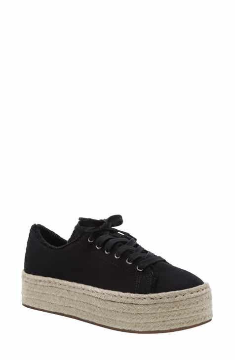 Schutz Luana Espadrille Platform Sneaker (Women) 6239a7e86e8