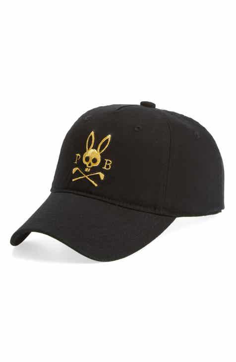Psycho Bunny Baseball Hats for Men   Dad Hats  93246ac246d5