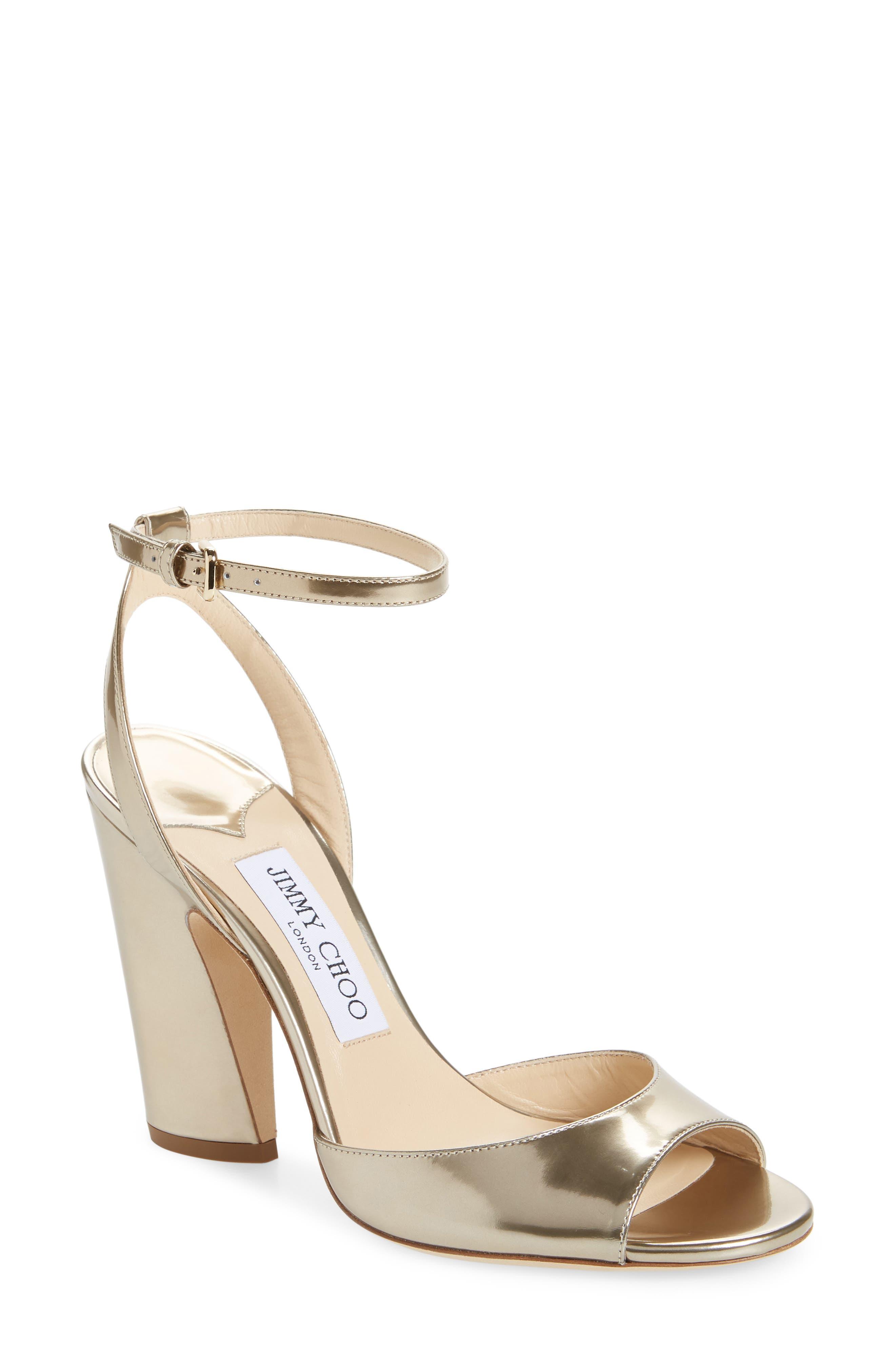 jimmy choo women s shoes nordstrom rh shop nordstrom com  jimmy choo gold abel pumps
