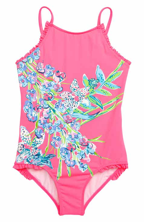 e41eea78f5 Lilly Pulitzer® Juliet One-Piece Swimsuit (Toddler Girls