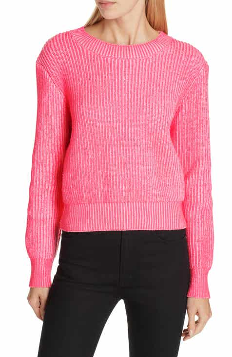 36d16a94c97216 Milly Button Sleeve Sweater.  315.00. Product Image