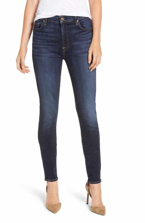 value for money shop for luxury On Clearance Women's 7 For All Mankind® High-Waisted Jeans | Nordstrom