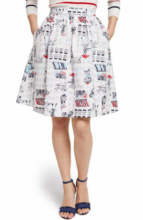 7035c6f901c85 ModCloth Print Full Skirt (Regular   Plus Size)
