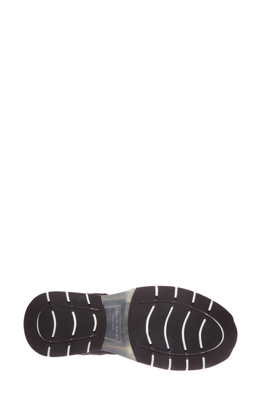 Alternate Image 4  - CA by CINZIA ARAIA Cutout Leather Sneaker (Women)