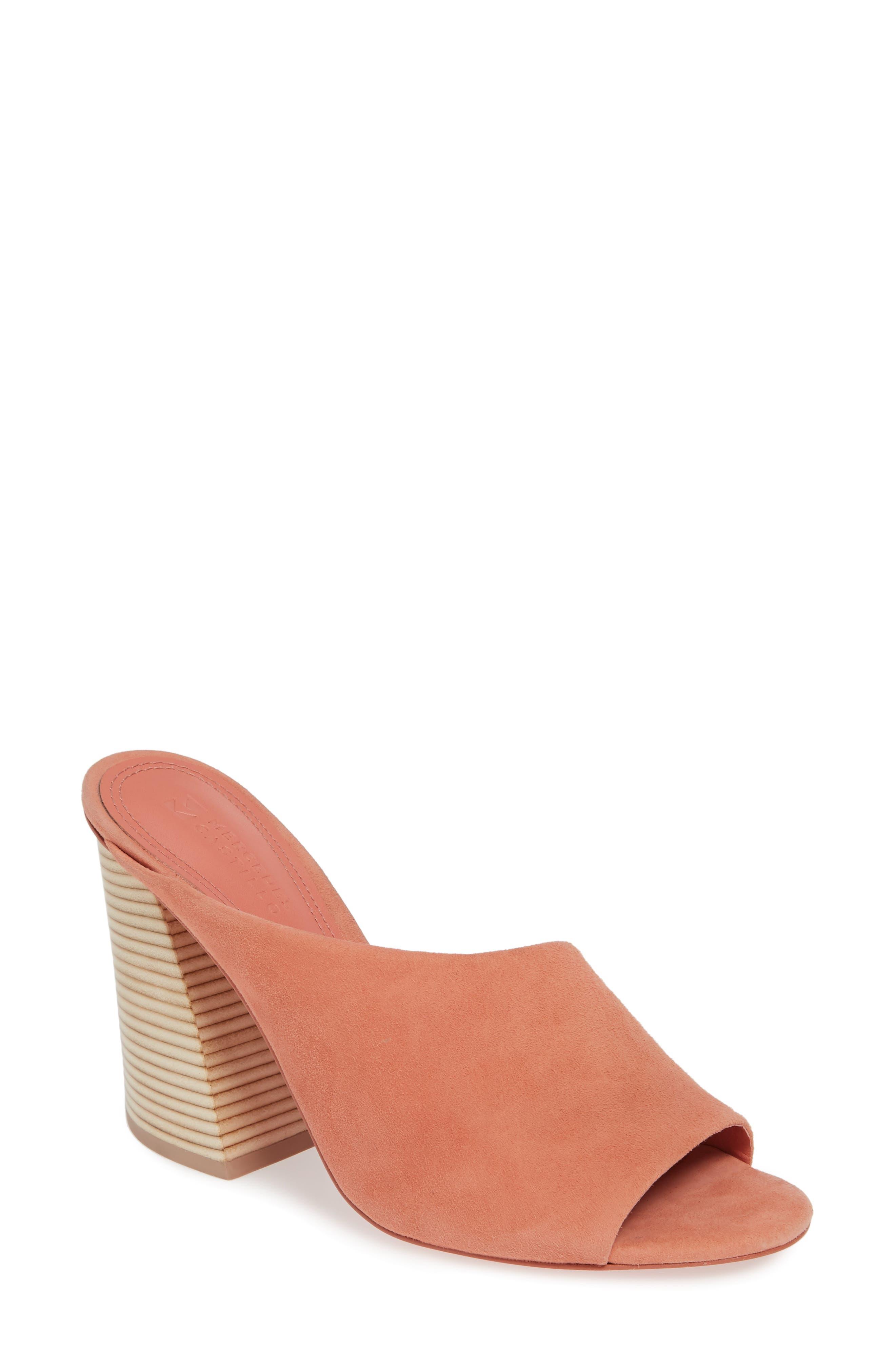 66e5df153ef Women s Mule Heels