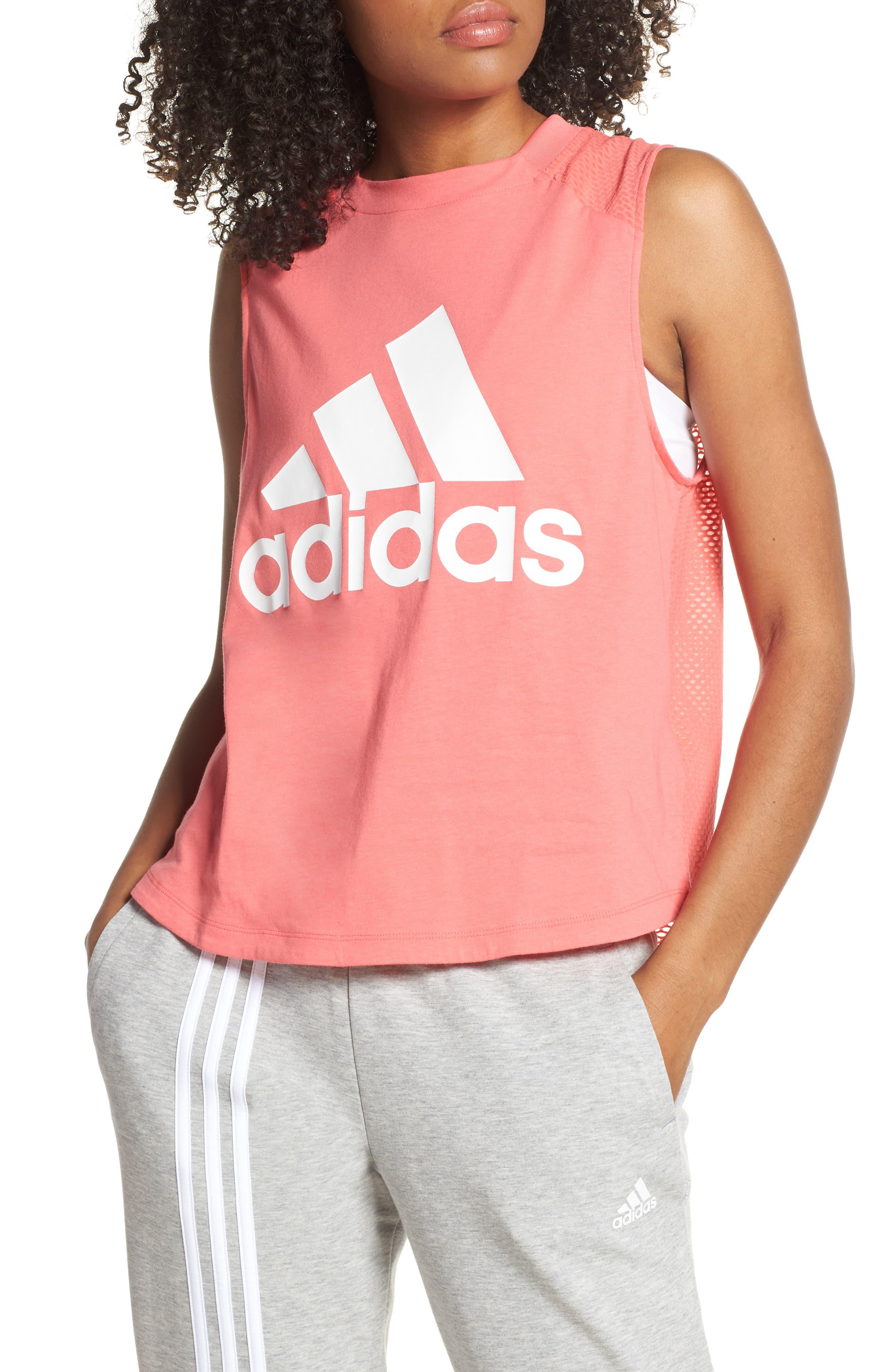 00d23e7f4479 Women s Adidas Tops