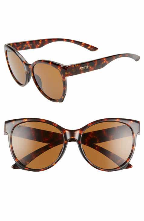 72fbbe7b1f Smith Fairground 55mm ChromaPop™ Polarized Cat Eye Sunglasses