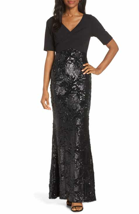 cac047c1c02 Adrianna Papell Sequin Evening Dress