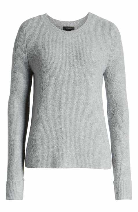 d9b60cefc Halogen® Cuffed Sleeve Sweater (Regular   Plus Size)