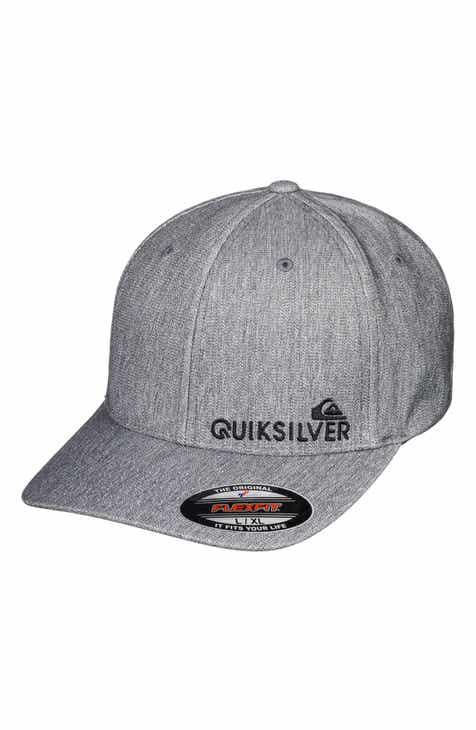 a82bf6cabf3 Quiksilver Sidestay Flexfit Ball Cap