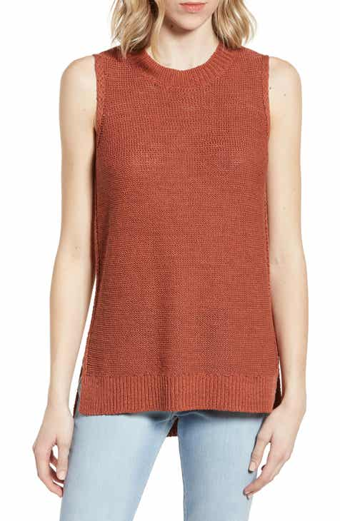 Lou & Grey Sweater Tank by LOU AND GREY