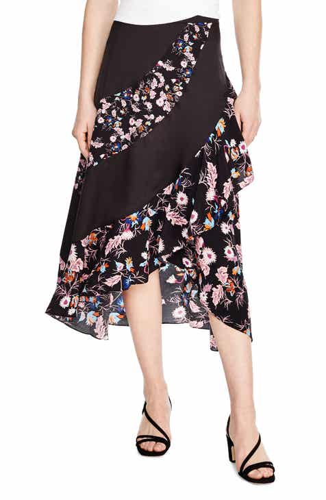 The East Order Sahara Print Midi Skirt by THE EAST ORDER