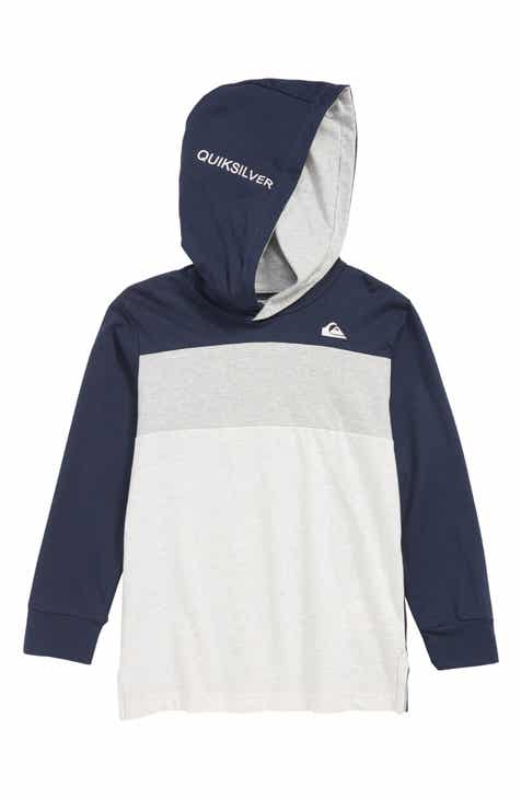 Quiksilver So Nice Twice Hooded Pullover (Toddler Boys & Little Boys)