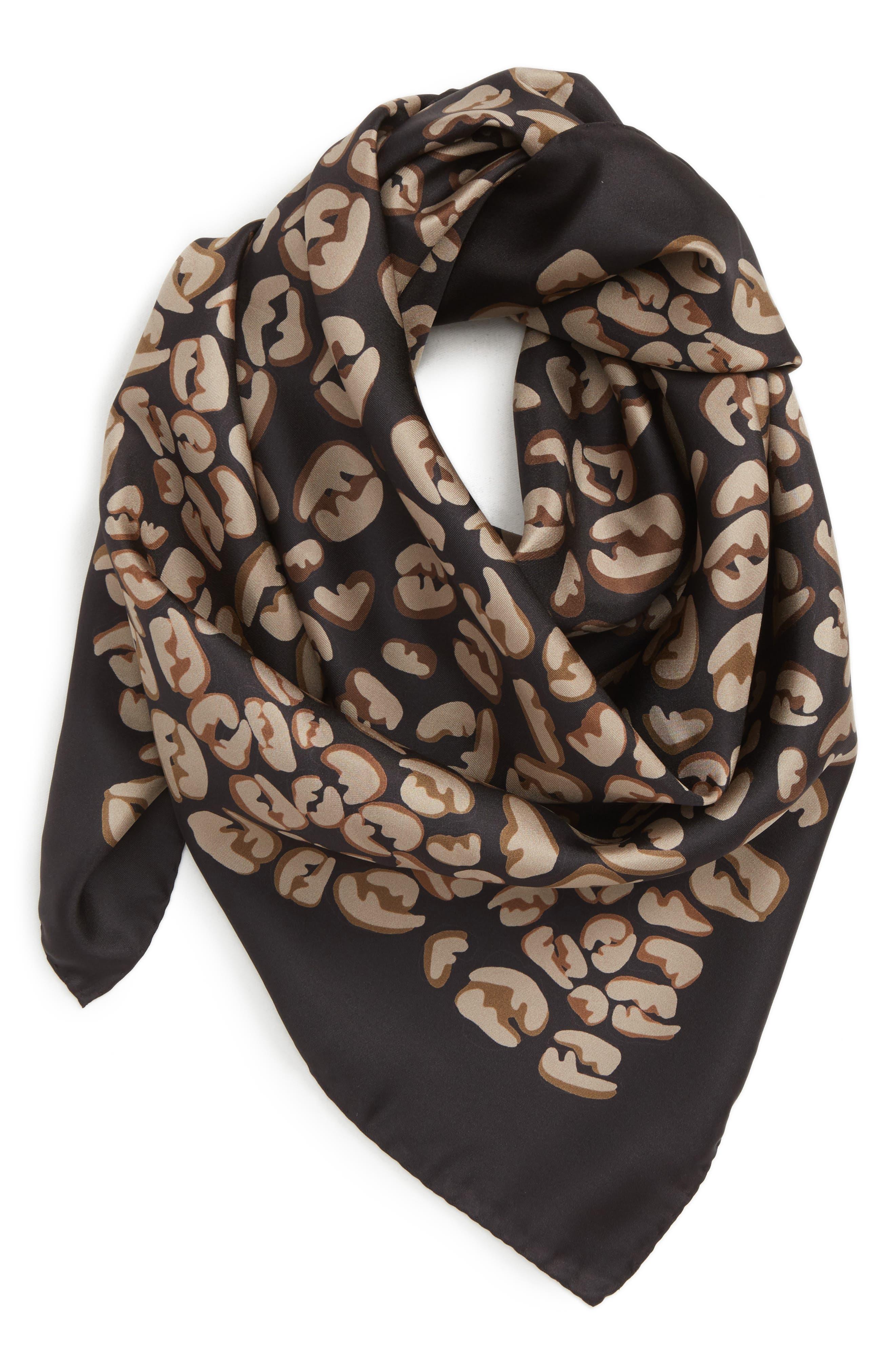 f9a95bd023c2 Fendi Square Scarves for Women  Silk