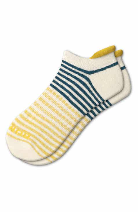dacc852d5b7 Bombas Shadow Stripe Ankle Socks