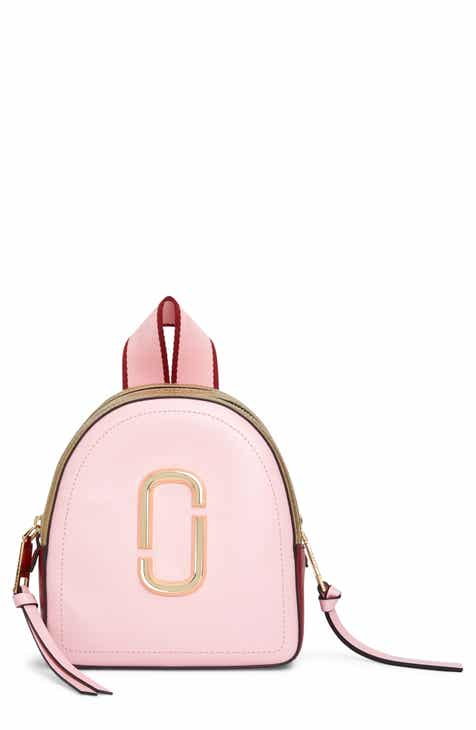 8fb110bf9bfb MARC JACOBS Snapshot Mini Leather Backpack