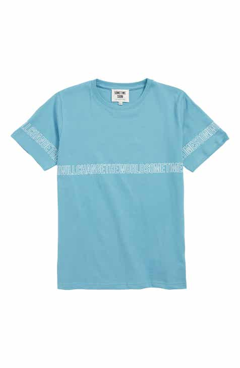 Sometime Soon Rio T-Shirt (Big Boys)