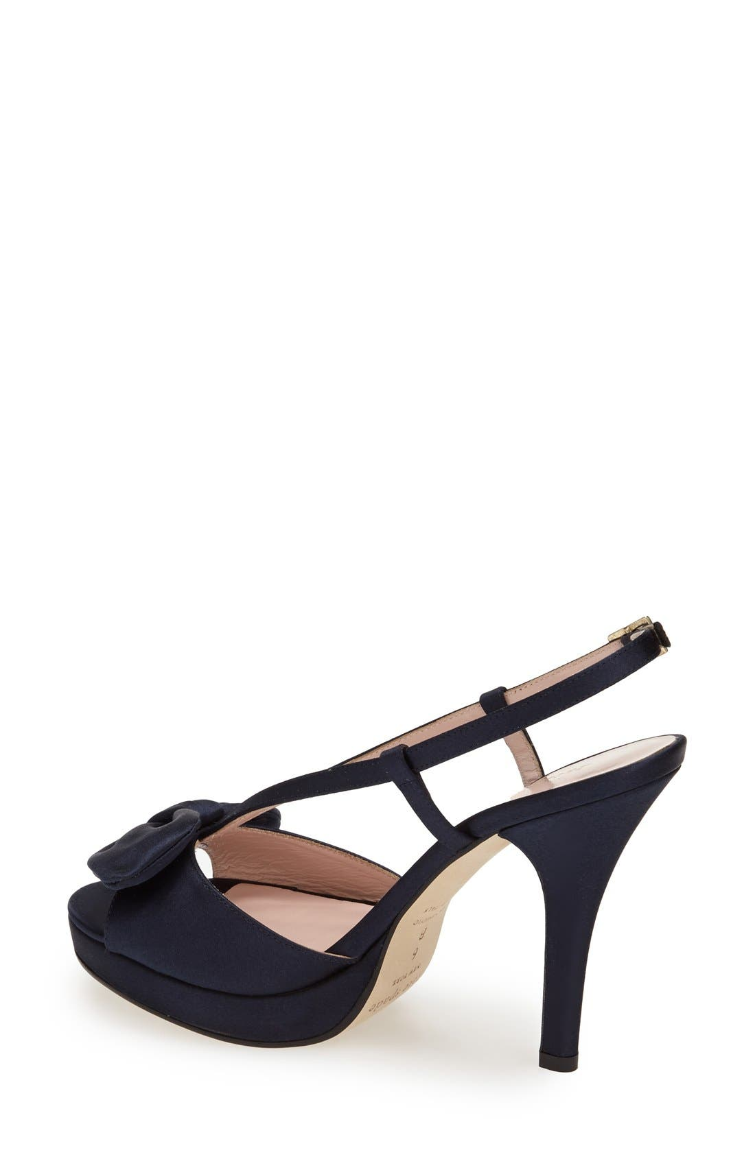 Alternate Image 2  - kate spade new york 'rezza' platform sandal (Women)