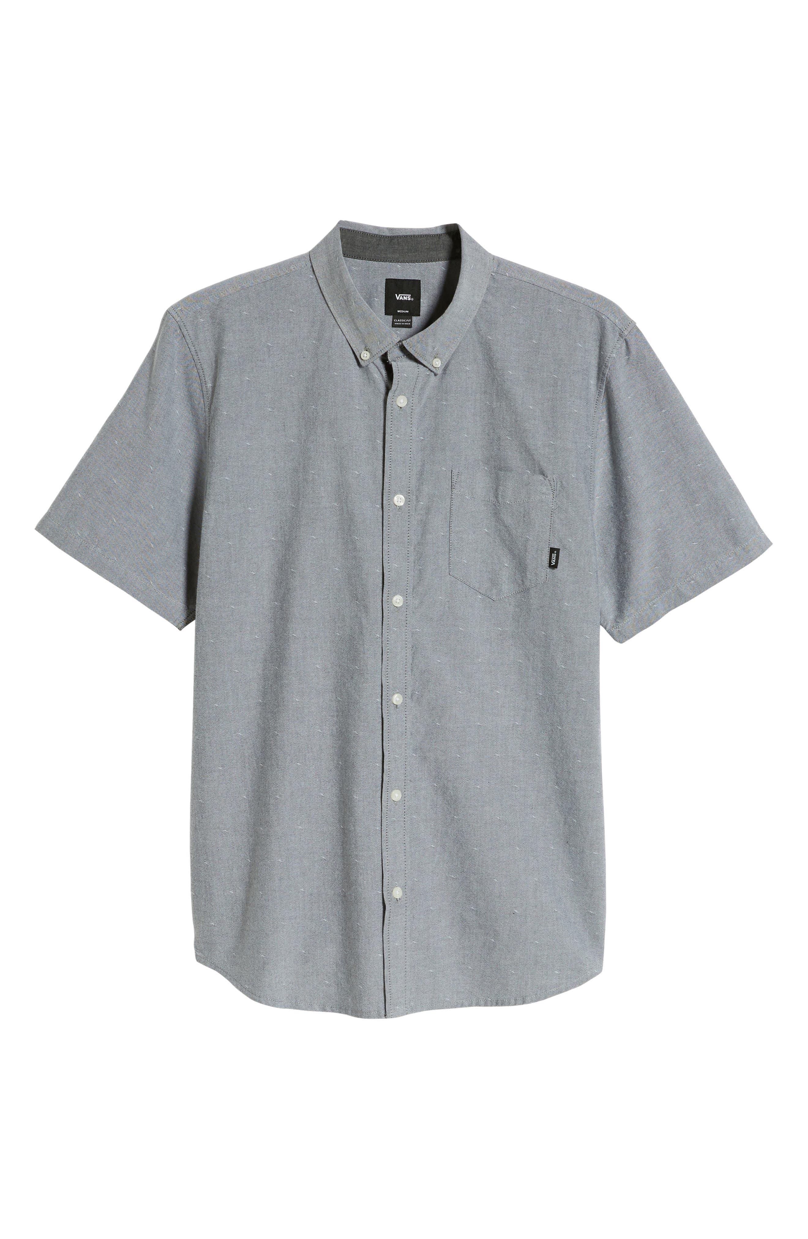 37b2de6f70 Vans Men s Casual Button-Down Shirts Shoes   Fashion